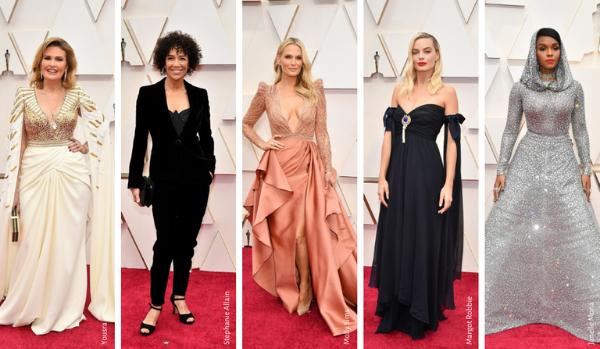 Das básicas aos bons looks: Óscares 2020