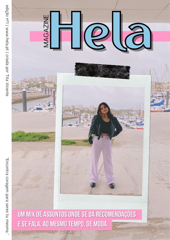 Hela Magazine #1